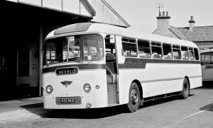 1962 AEC Reliance 2U3RA Plaxton Highway