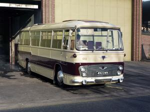 1963 AEC Reliance 2MU3RA Duple Commodore