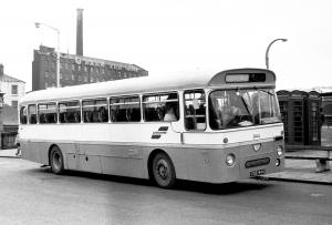 AEC Reliance 2U3RA Willowbrook 1963 года