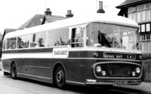 AEC Reliance 2U2RA Park Royal 1964 года (UK)