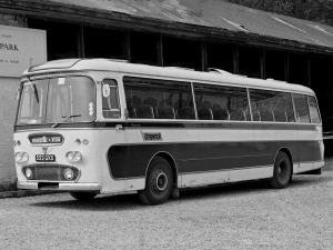 1964 AEC Reliance 2U3RA Plaxton Panorama