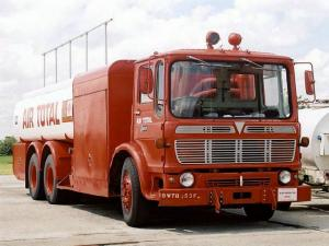 AEC Mammoth Major Air Tanker 1965 года