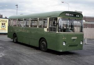 AEC Reliance 2MU3RA Willowbrook 1965 года (UK)