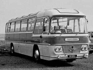 AEC Reliance 2U3RA Duple Continental 1965 года