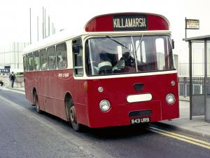 1966 AEC Reliance 2MU3RV Marshall Camagna