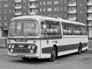 AEC Reliance 8U3ZR Plaxton Panorama I (C44F) '1967