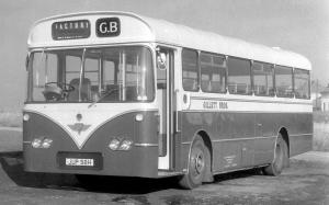 AEC Reliance 6MU3R Plaxton Derwent (B47F) (UK) '1970