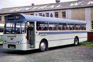 AEC Reliance 6MU3R Plaxton Derwent DP (DP51F) (UK) '1970