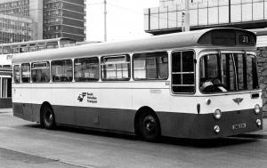 1970 AEC Swift 5P2R Park Royal