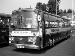 AEC Reliance 6U3ZR Plaxton Panorama Elite III (C50F) '1973