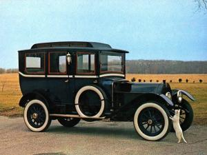 1913 ALCO Model 6-70 Berline Limousine