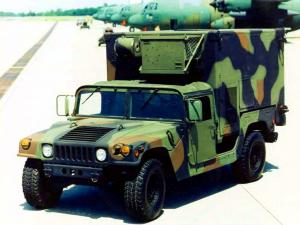 HMMWV M1037 Shelter Carrier 1984 года