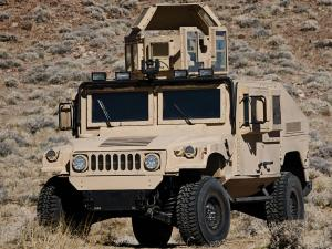 BAE HMMWV Integrated SMART V