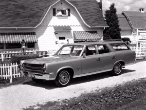 1967 AMC Ambassador 990 Station Wagon