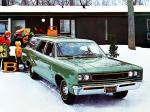 AMC Rambler Rebel Cross Country 1967 года