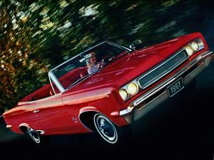 1967 AMC Rambler Rebel SST Convertible