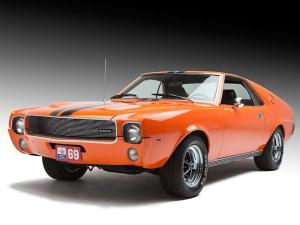 AMC AMX Big Bad 1969 года