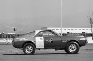 1969 AMC AMX Super Stock Experimental by Hurst