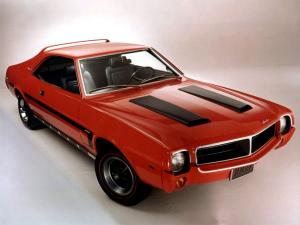 1969 AMC Javelin SST Mod Package
