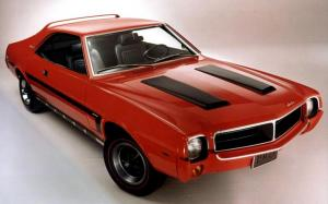 AMC Javelin SST Mod Package 1969 года