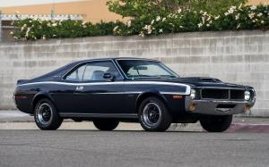 AMC Javelin SST SCCA Mark Donohue Special 1970 года