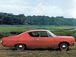 1970 AMC Rebel Hardtop Coupe
