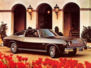 AMC Matador Cassini Coupe 1974 года