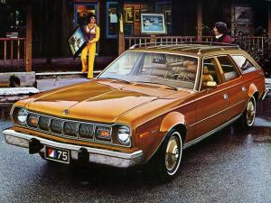 1975 AMC Hornet 4-Door Station Wagon Sportabout