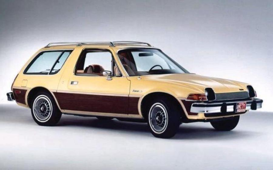AMC Pacer D/L 2-Door Station Wagon (7768-7) '1976 - 77