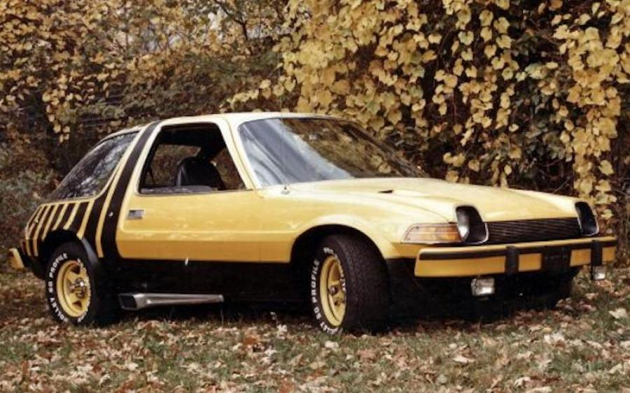 AMC Pacer Stinger Show Car '1976