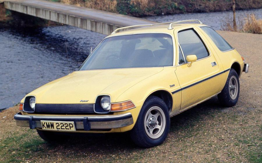 AMC Pacer D/L 2-Door Sedan (UK) '1977