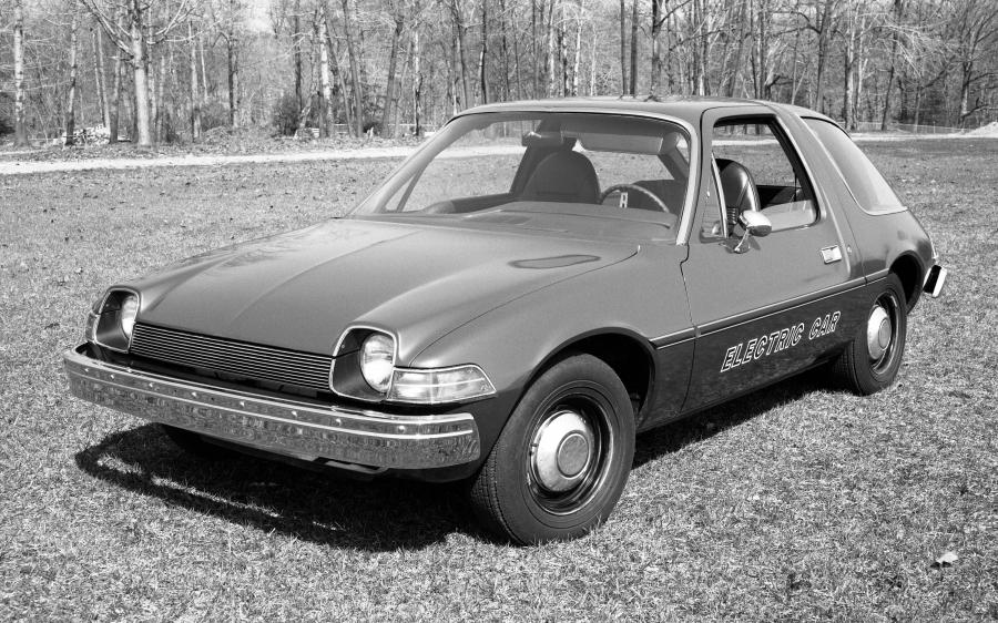 EVA AMC Pacer Change of Pace (7766-7) '1977