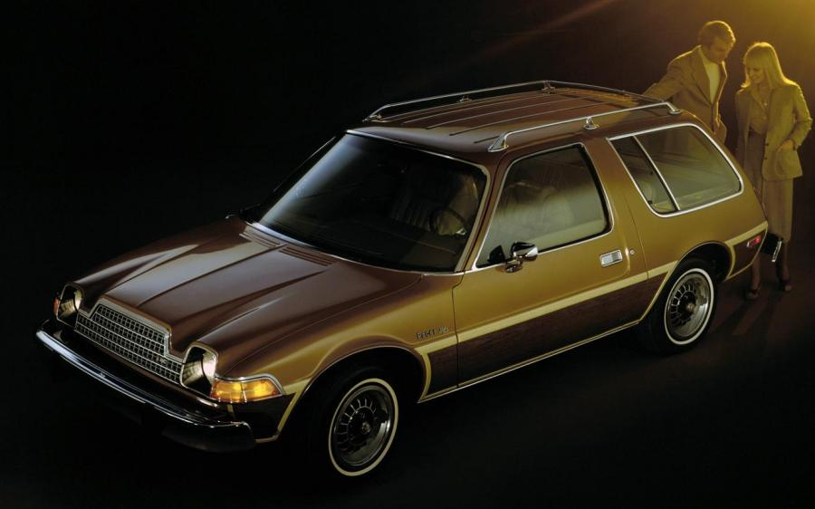 AMC Pacer 2-Door Station Wagon D/L Pkg. (7866-7) '1978