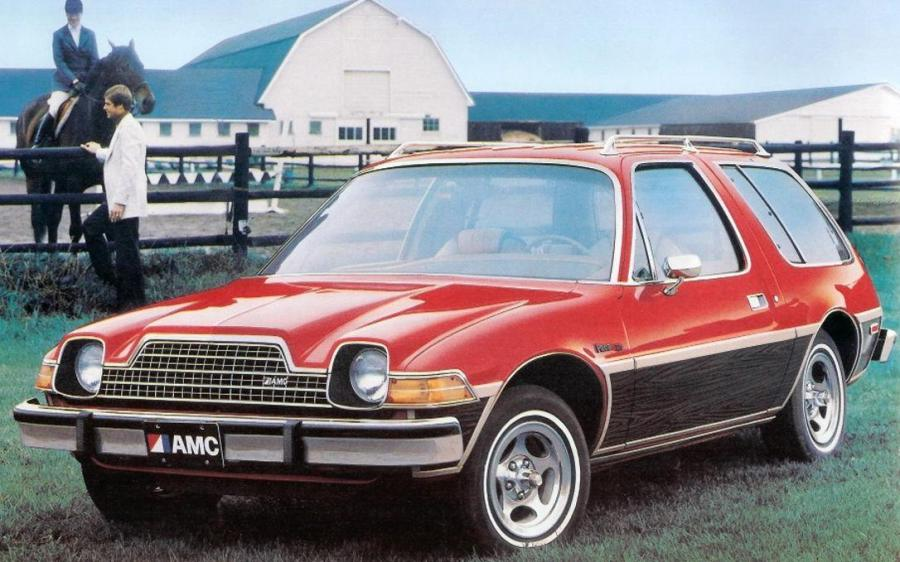 AMC Pacer DL 2-Door Station Wagon (7968) '1978 - 78