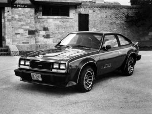 1979 AMC AMX 2-Door Liftback Coupe