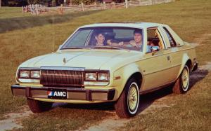 AMC Concord Limited 2-Door Sedan 1979 года