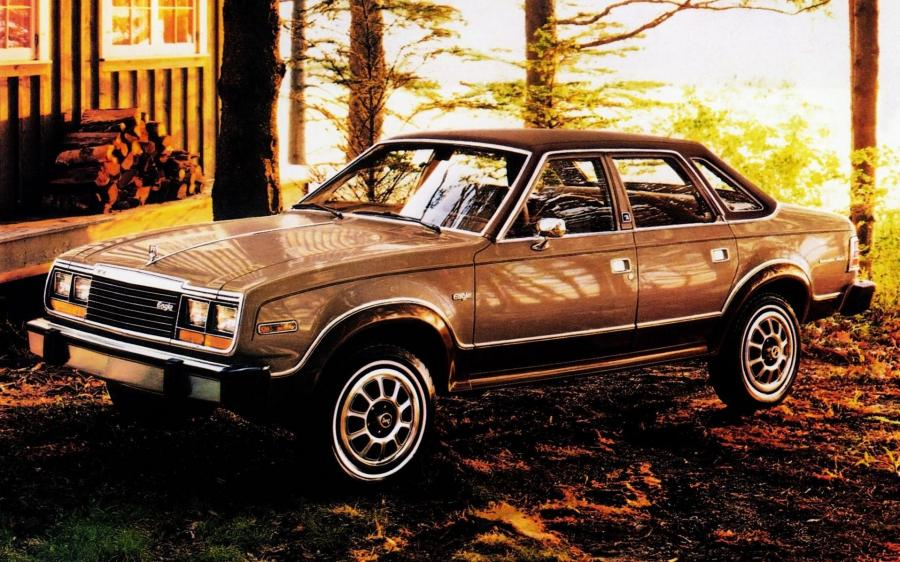 AMC Eagle Limited Sedan (8035-7) '1980