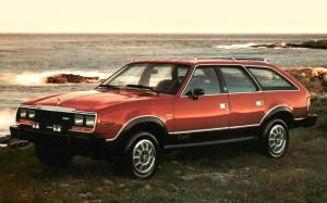 AMC Eagle Wagon 1980 года