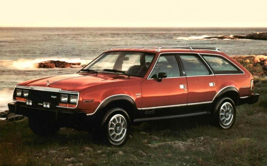 AMC Eagle Wagon '1980