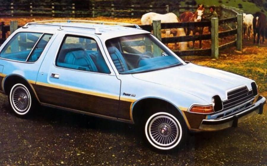 AMC Pacer DL 2-Door Station Wagon (8068-5) '1980