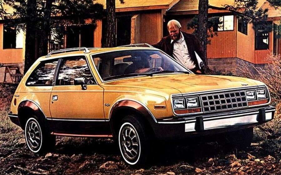AMC Eagle Kammback '1981 - 82
