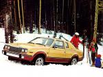 AMC Eagle Limited 2-Door Sedan 1981 года