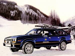1983 AMC Eagle Wagon