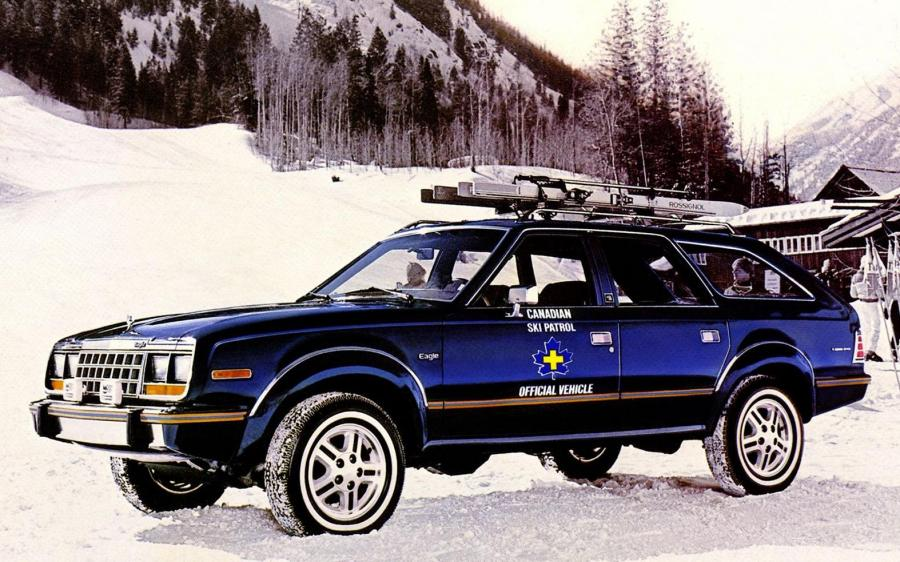 AMC Eagle Wagon '1983
