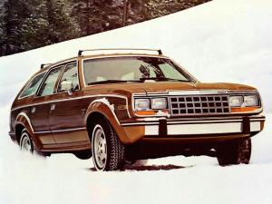 AMC Eagle Wagon 1984 года