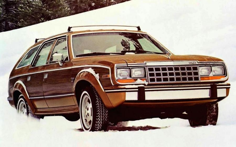 AMC Eagle Wagon '1984