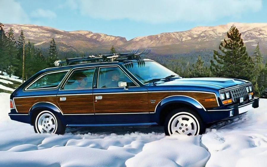 AMC Eagle Wagon '1985