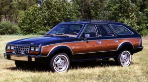 1986 AMC Eagle Limited Wagon