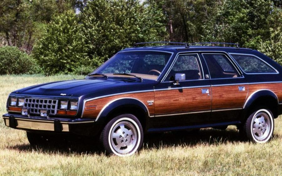 AMC Eagle Limited Wagon (8638-7) '1986
