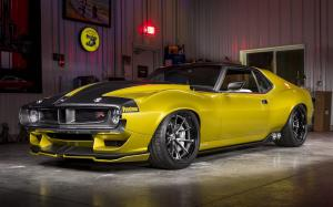 AMC Javelin AMX Defiant by Ringbrothers 2017 года